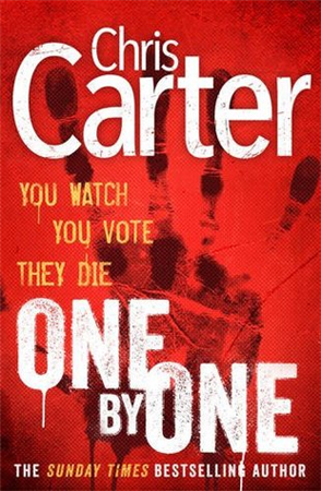 One By One (Robert Hunter, Book 5)